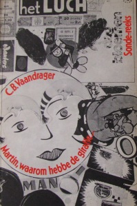 303 C.B. Vaandrager – Martin, waarom hebbe de giraffe