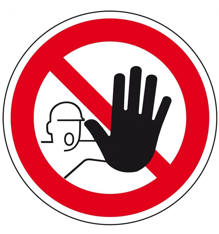 verboden-toegang-voor-onbevoegden-bord